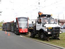 HTM heeft handen vol aan ontspoorde tram bij de remise
