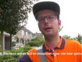 Postbode Sonny stapt na beroving weer op de fiets: 'Val me niet meer aan alsjeblieft'