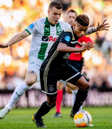 Memisevic verruilt FC Groningen definitief voor Hebei FC
