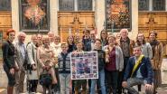 Jonge tenniskampioenen Robbe en Charles gehuldigd in stadhuis van Oudenaarde