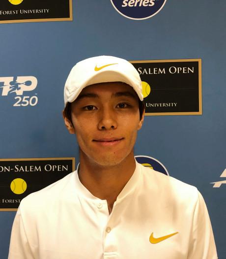 Primeur: Dove Zuid-Koreaanse tennisser boekt zege op ATP-toernooi