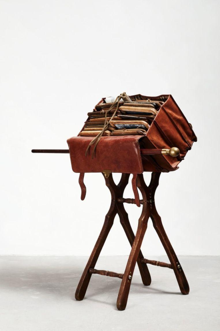Midas Zwaan, Teacher's Day Job. Beeld Galerie Frank Taal
