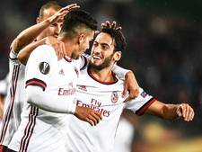 Milan keert na drie jaar terug in Europa met ruime zege