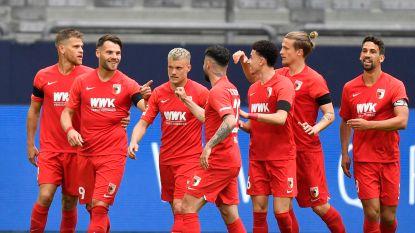 Mak Schalke gaat op eigen veld met 0-3 de boot in tegen Augsburg, Bornauw speelt gelijk