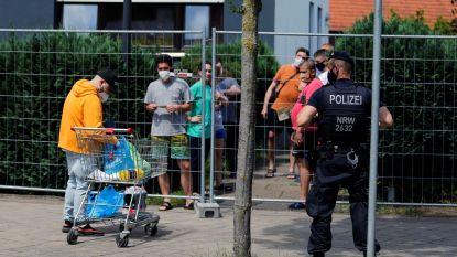 Duitsland houdt adem in na forse uitbraken
