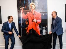 Lazarus-acteur Dragan Bakema opent David Bowie-fototentoonstelling
