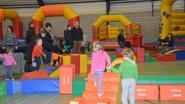 Nu zodnag grote pop-upbinnenspeeltuin in sportcentrum Houtemveld