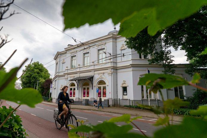 Het huidige onderkomen van Museum Arnhem aan de Utrechtseweg op archiefbeeld.