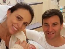 Nieuw-Zeelandse premier bevallen van dochter