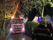Brand in schoorsteen woonboerderij Heeswijk-Dinther