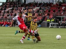 Ahmed el Azzouti van IJsselmeervogels naar Katwijk: 'Dit heeft niks met mijn prestaties te maken'