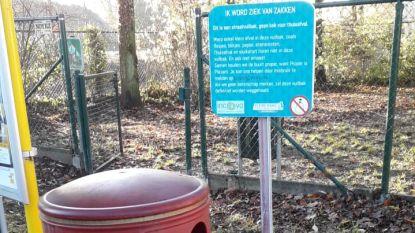 Intercommunales willen af van sluikstorten aan vuilnisbakjes