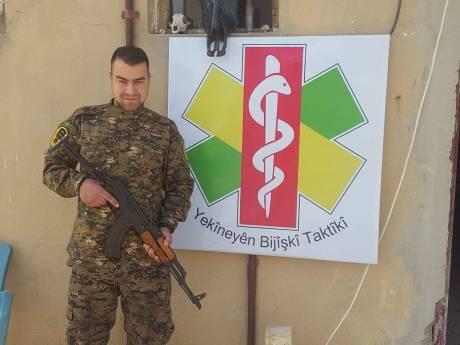 Waarom een Brabander met de Koerden optrok tegen IS: 'Ik ben trots op wat ik heb gedaan'