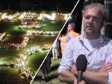 Honderden trekkers aanwezig bij lichtprotest in Hengelo