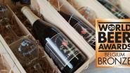 Bronzen medaille voor D'Oude Caert op de World Beer