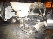 Weer opzet vermoed bij autobrand in Nieuwegein