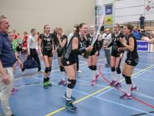 Volleybaldames Alterno in finale landstitel: 'We zijn euforisch, blij en trots'