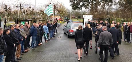 SV Zwolsche Boys neemt afscheid van erelid Rein van Veen