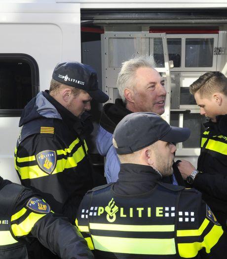 Voorman Pegida aangehouden om hakenkruis