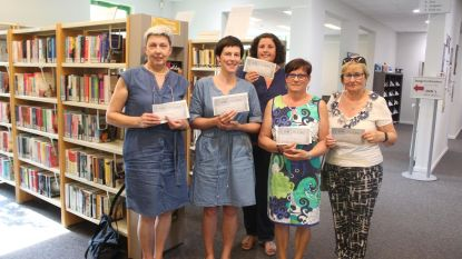 E-bon voor winnaars boekenruilkastjes