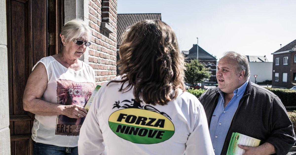 """Op stap met het rechts-populistische Forza Ninove: """"Waarom spelen die kinderen niet voor hun eigen deur? Er is daar evenveel plaats"""""""