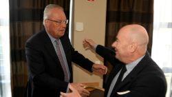 """Roger Vanden Stock (75) neemt ontslag als voorzitter Pro League: """"Het is tijd voor iets anders"""""""