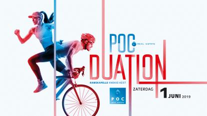 Derde editie POC-Duatlon in Knokke-Heist