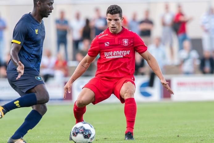 Rafael Ramos vertrekt na een jaar alweer bij FC Twente.