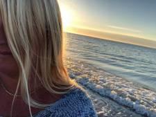 Zeeslet houdt van zee