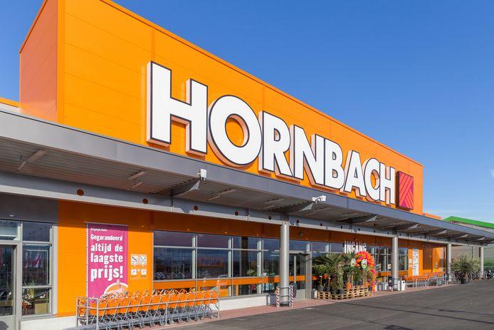 De vestiging van Hornbach Overijssel in Zwolle, waar regionale voorrondes waren voor 'De Beste Klusser van Nederland'.