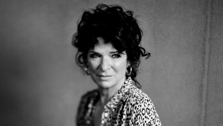 Linda van Dijck. Beeld Gerard Wessel
