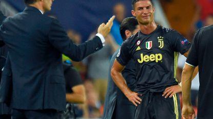 De tranen van Ronaldo zijn oprecht (al had hij ze beter niet over de wangen laten rollen)