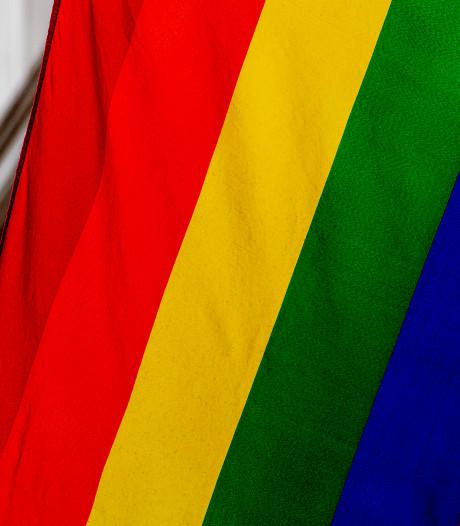 Groot deel gemeenteraad Deventer wil uitleg over niet hijsen van regenboogvlag