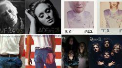 Rusthuisbewoners imiteren iconische albumcovers David Bowie en Queen