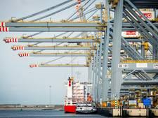 Meer overslag voor haven Rotterdam