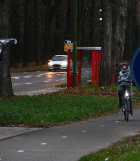 Cameratoezicht bij bushalte AZC Leersum