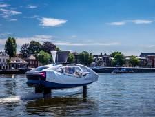 Grote kans op primeur: vliegende watertaxi in Drechtsteden en Gorinchem