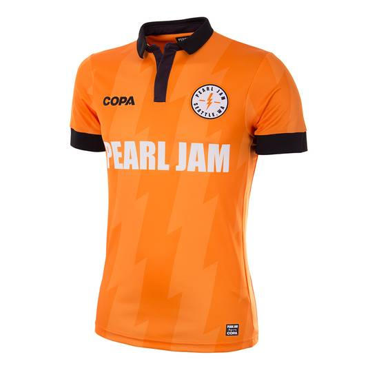 Voetbalshirt retro COPA x Pearl Jam Breda Nederland