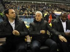 Eindhovenaar Patrick Greveraars eerste assistent Jürgen Streppel bij Al Jazira