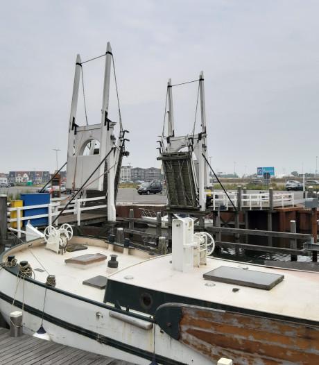 Ophaalbrug Harderwijk blijft een week open staan