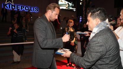 Kapitein Schoenaerts presenteert 'Kursk'