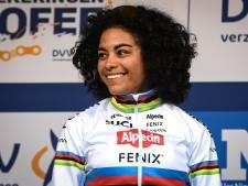 Wereldkampioene veldrijden Del Carmen Alvarado wil ook gaan mountainbiken