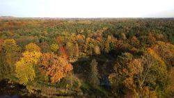 Prachtige herfstbeelden Limburg vanuit de lucht