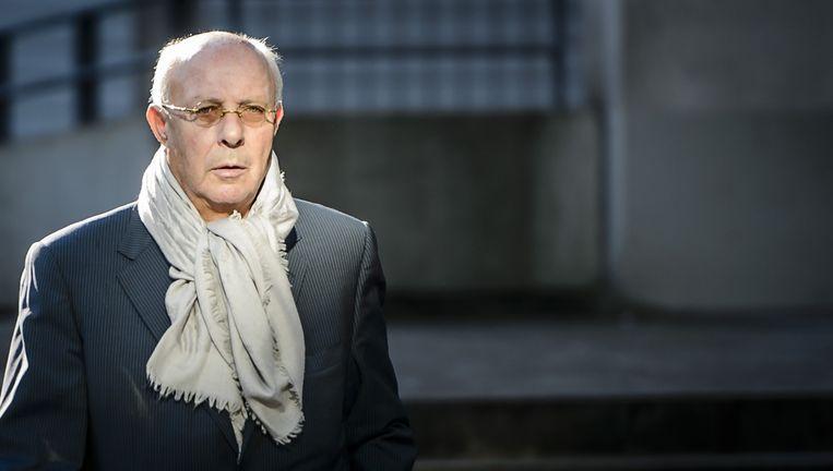Hubert Möllenkamp, bekend geworden als 'de Maseratiman'. Beeld ANP