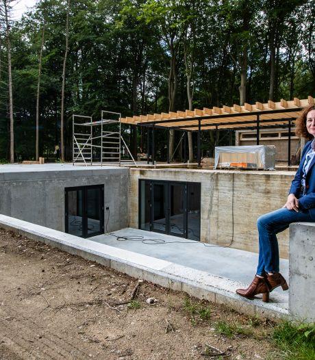 Deventer architect maakt woning van voormalig reservoir voor drinkwater in Colmschate