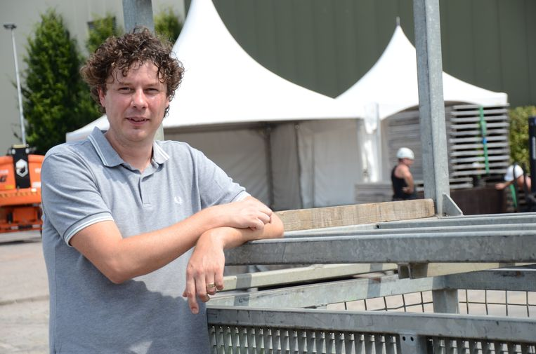 Timothy Heyninck beleeft vrijdag zijn vuurdoop als voorzitter van de Lokerse Feesten.