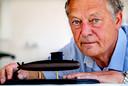 Henk Stapel die lange tijd op onderzeeers heeft gevaren