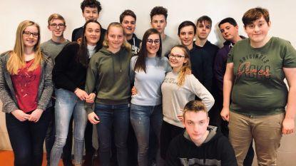 't Saam campus Cardijn krijgt label van Rode Neuzen school