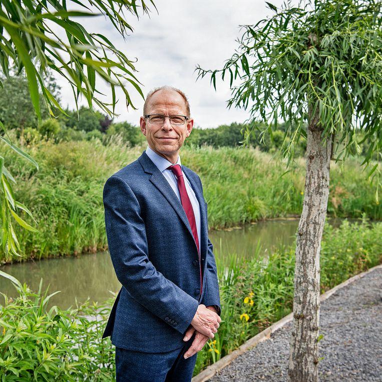 OM-topman Gerrit van der Burg wil dat het 'strafgat' tussen moord en doodslag kleiner wordt. Beeld  Guus Dubbelman / de Volkskrant
