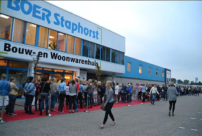 De Boer Staphorst.Ladies Night Bij Boer Uitverkocht Staphorst Destentor Nl
